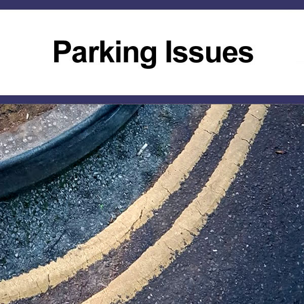 Problems with parking and parking issues
