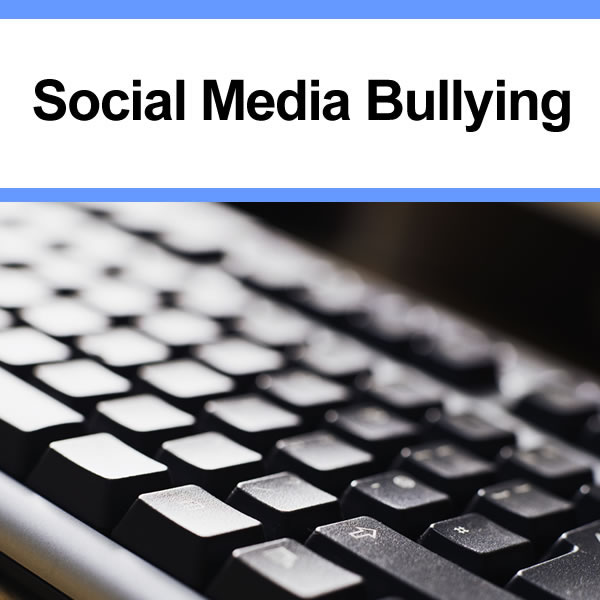 Actions to take if experiencing bullying through social media