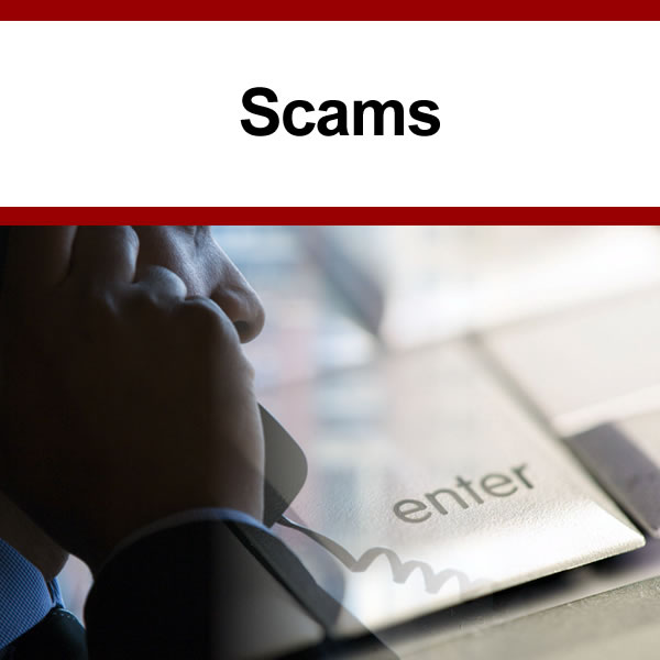 Scams what to do if you think you have been scammed and how to avoid being a victim