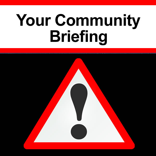 Your Community Briefing